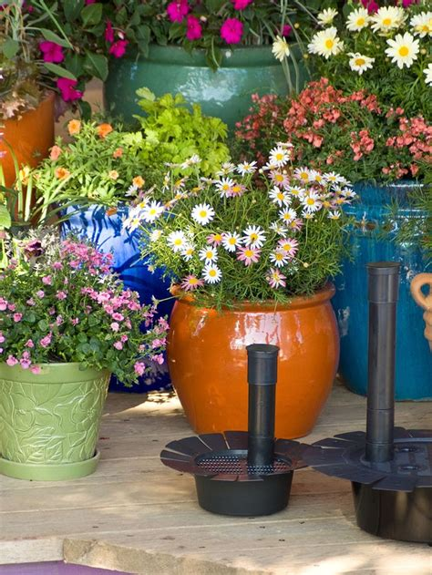 Self Watering Planters Uk by 25 Best Ideas About Self Watering Pots On
