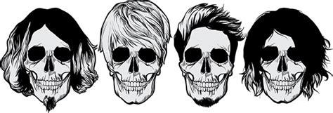 One Ok Rock Skull Tshirt Gildan one ok rock t shirt design on behance