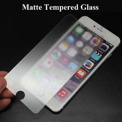 Iphone 6 6s Tempered Glass Matteanti Glareanti Minyak Kaca 1 iphone 4 6 7 8 plus matte anti glare end 2 8 2019 5 15 pm