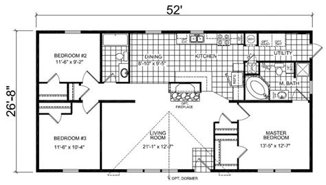 redman mobile home floor plans 28 images redman