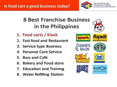 food cart franchisee jc premiere online