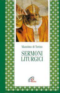 libreria edizioni paoline torino sermoni liturgici libro massimo di torino san paoline