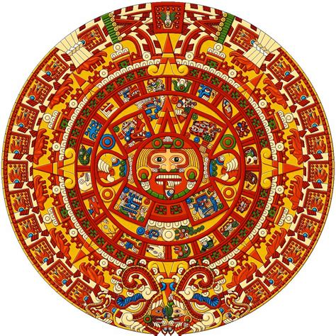 aztec colors ancient timekeepers part 4 calendars world mysteries