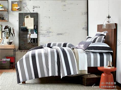 black white striped bedding black and grey striped bedding pictures to pin on