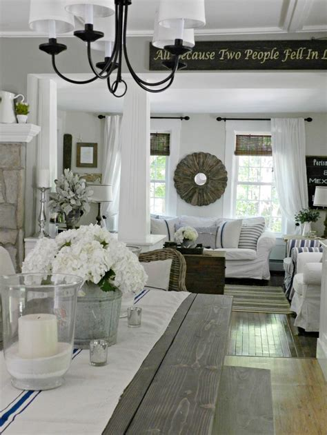 dining room decor ideas rustic farmhouse style with pretty igf usa