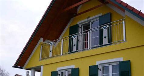 balkongeländer glas onlineshop edelstahl balkongel 228 nder baumesse