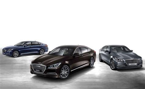 Hyundai Luxury Models by Hyundai Considering Third Luxury Model New Compact