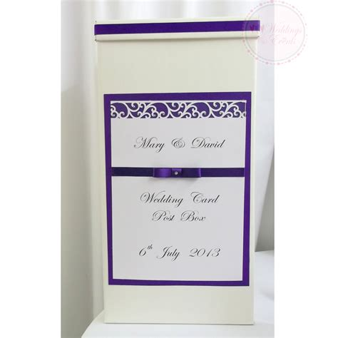 Wedding Post Box Buy by Wedding Post Boxweddings Events Chair Cover Hire Venue