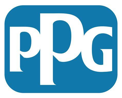 logo transparent format ppg logo png transparent pngpix