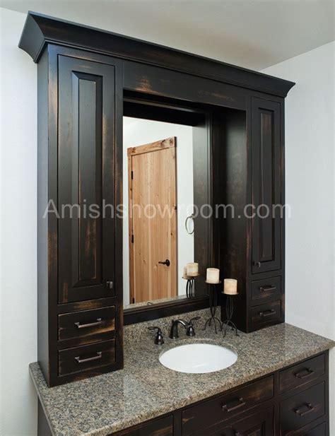 amish made bathroom cabinets 32 best images about amish built bathroom vanities on