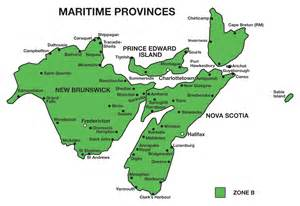 map of canada maritime provinces image gallery maritime provinces