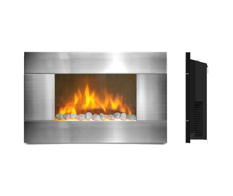ambionair led wall mounted fireplace ef 1510 sl