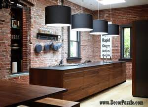 Industrial Style Kitchen Island Lighting Inustrial Style Kitchen Decor And Furniture Top Secrets