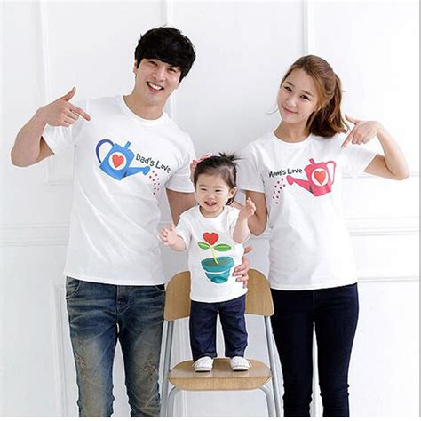 Matching Shirts For Couples And Baby Get Cheap Family Cool Aliexpress Alibaba