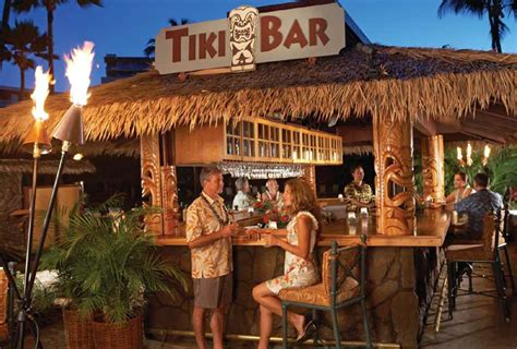 Kaanapali Beach Hotel Tiki Bar   GAYOT's Blog