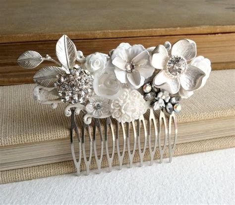 Image result for bridal combs