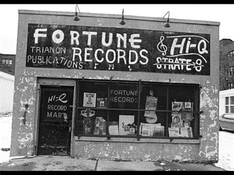 Records Detroit Michigan Retro Kimmer S The Fortune Records Detroit Story