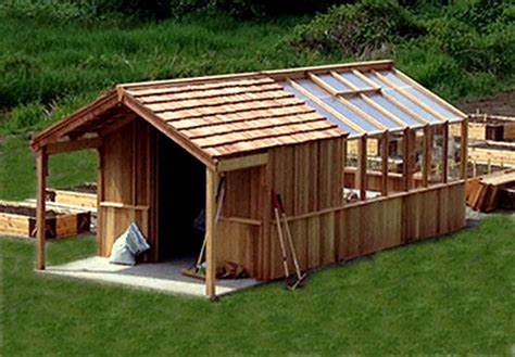 Backyard Greenhouse Kit Greenhouse Shed Plans The Right Tool For The Right Job