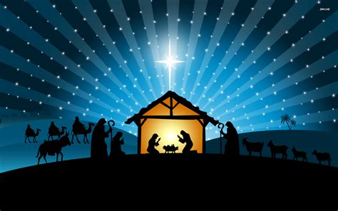 free nativity powerpoint templates nativity background 2615
