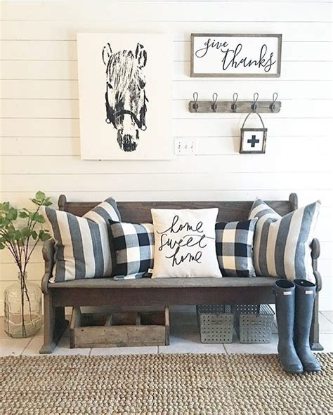 decorating with benches 25 best ideas about rustic entry on pinterest rustic entryway entry hall table and