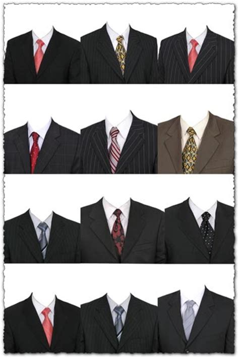 templates for photoshop mens clothing female suits psd for business