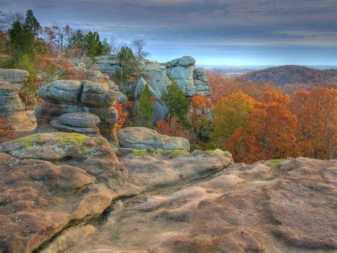 Garden Of The Gods Park Illinois Pin By Jeanne On Travel Beautiful Places