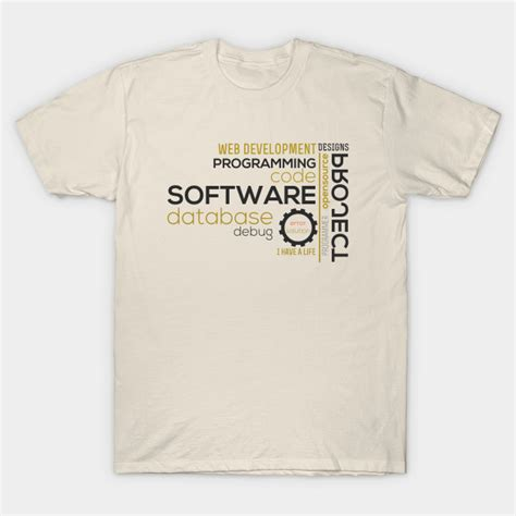 Programmer T Shirt programmer t shirt typography programming cool t