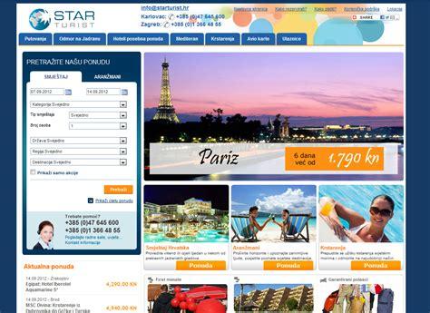membuat website travel agent star turist travel website gets a makeover lemax