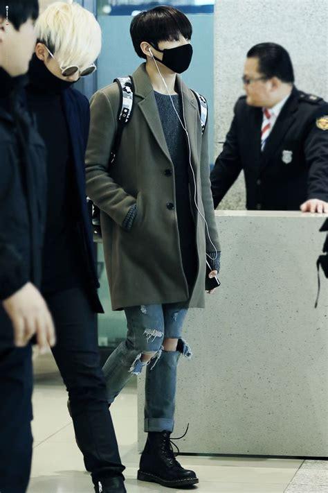 bts airport fashion jeon jungkook bts bangtan style pinterest the o jays