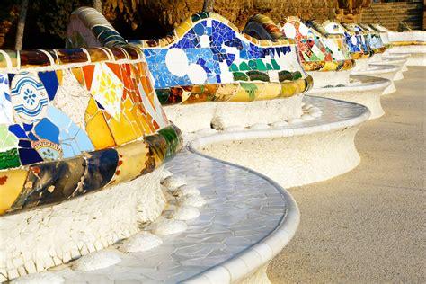 Banc Parc Guell by 3 252 Berraschende Fakten 252 Ber Den Park G 252 Ell In Barcelona