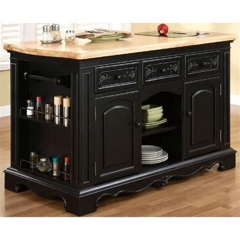 powell kitchen island powell furniture pennfield kitchen island 318 416