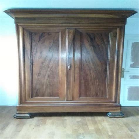armoire louis philippe ancienne armoire ancienne merisier offres ao 251 t clasf