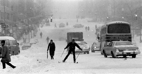 worst snowstorms in history winter storm 1997 photos worst snowstorms in new york