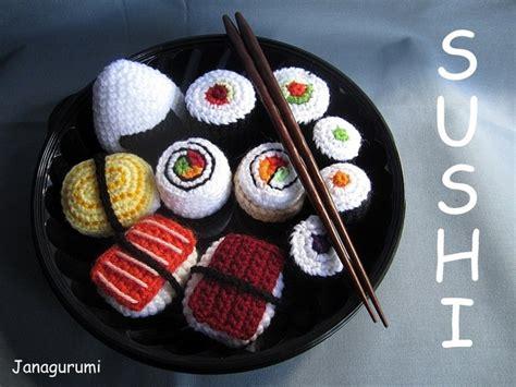 amigurumi sushi pattern crochet tutorials sushi amigurumi crochet pattern a