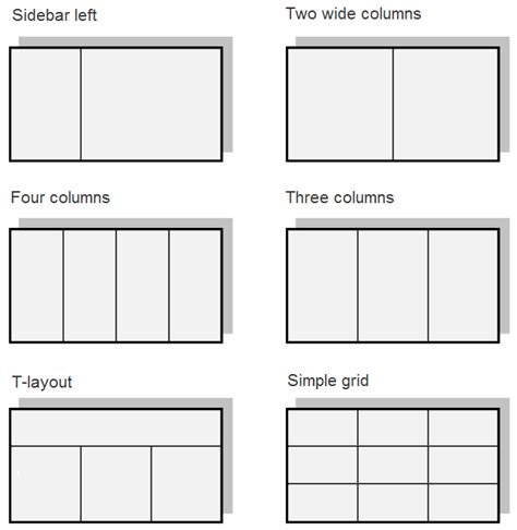 basic html layout design graphic design task 1 year 2 part 1