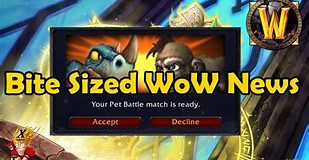 Image result for WoW Mega Bite Pet Battle. Size: 309 x 160. Source: www.youtube.com