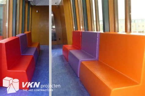 Cat Furniture Vkn Projecten The Art Contractors Objectcoating Van