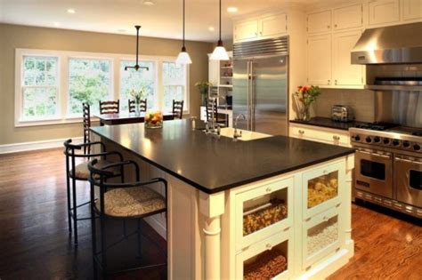 size of kitchen island 7 ideas for great custom kitchen islands modern kitchens