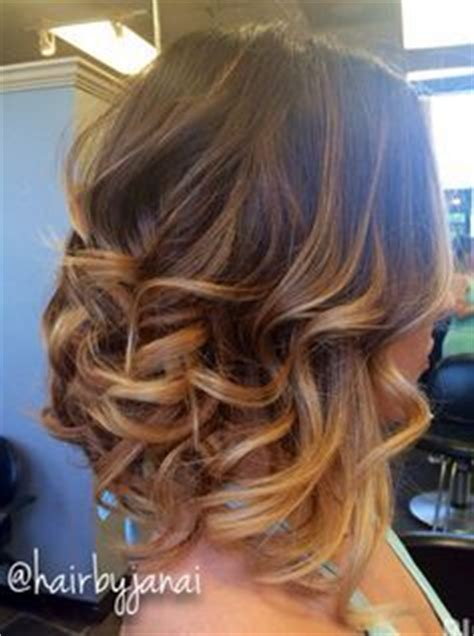 a line ombre 1000 images about ombr 233 a line long bob on pinterest