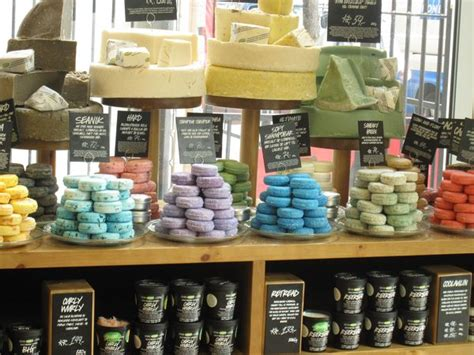 Lush Handmade Soaps - lush handmade soaps and cosmetics trondheim through all