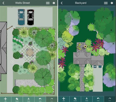 home outside design ipad app mobile me a landscape design app that gets personal