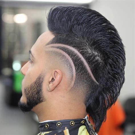 haircut designs for mohawks mohawk freestyle part men s hairstyles 2016