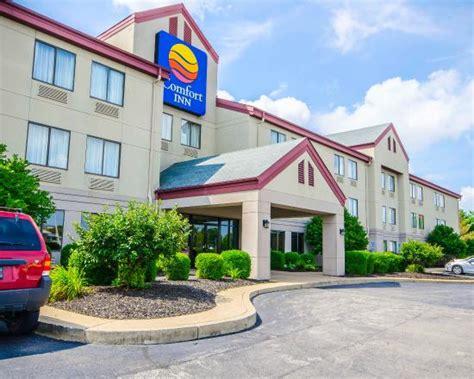 comfort inn in evansville indiana better than expected review of comfort inn east