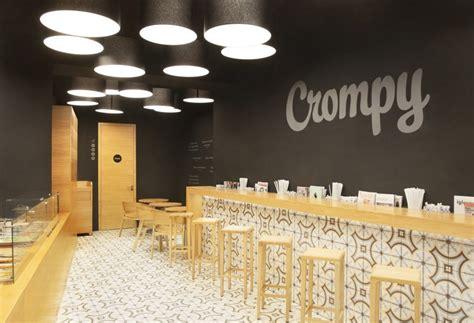 restaurant interior designers crompy bistro restaurant concept in prague commercial
