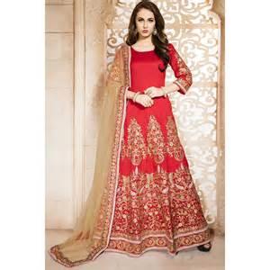 shop anarkali banglori silk cheap indian prom suit