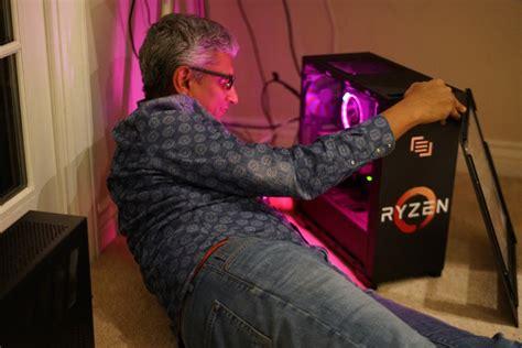 Fan Processor Wraith Max amd ryzen wraith max rgb cooler demoed new range of