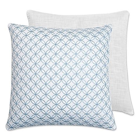 pillow shams bed bath and beyond croscill 174 cape may european pillow sham in white bed