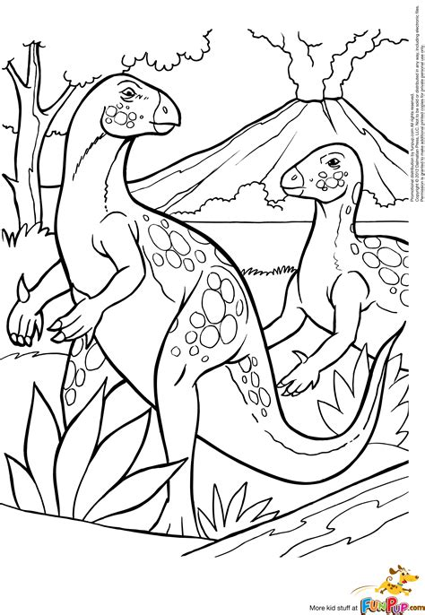 volcano coloring pages for kids coloring home