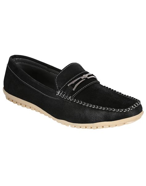 buy black loafers buy black casual loafers shoes