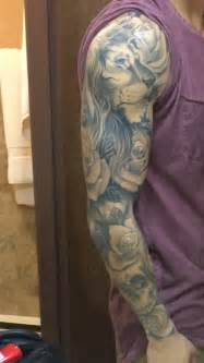 Batman Wall Mural full lion tattoo sleeve with roses and skull full sleeve